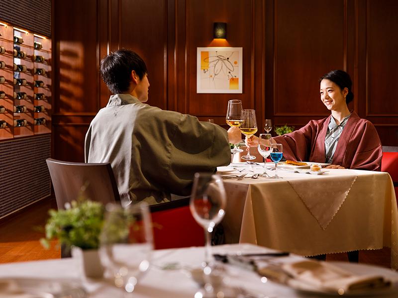 【北海道フレンチ&イタリアンZEN】記念日やお祝い事にもおすすめのレストランです。