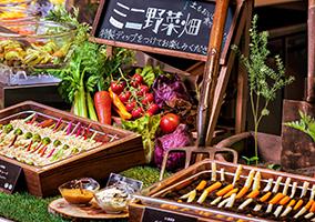 エンタメ&ライブレストラン「せせらぎ」 お料理