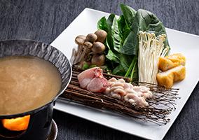 旬の味と郷土料理「もりの風茶寮」 お料理