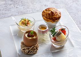 北海道フレンチ&イタリアン「ZEN」 お料理